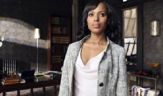 "Sneak Peak of ABC's ""Scandal"" With Kerry Washington"