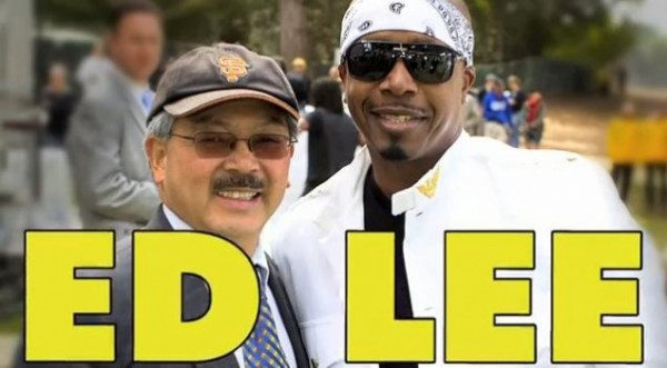 2 Funny 2 Be Serious Mayoral Campaign Ad Featuring MC Hammer