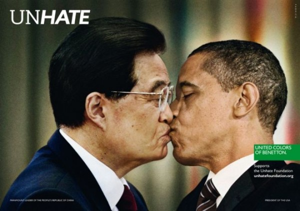 Has Benetton's New Ad Campaign Gone Too Far? (Photos)