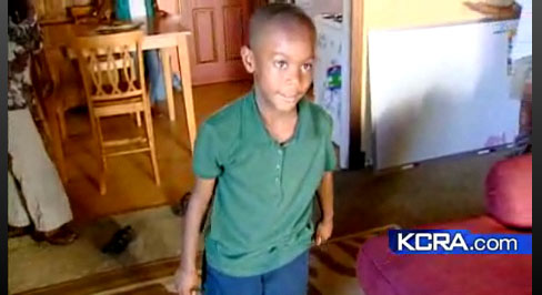 Year-Old Handcuffed And Arrested For Battery On Officer