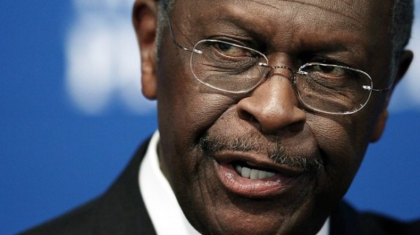 Cain Keeps Screwing Up on the Campaign Trail