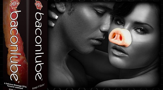 Instead of Ham This Thanksgiving…Serve Up Your Mate With BaconLube