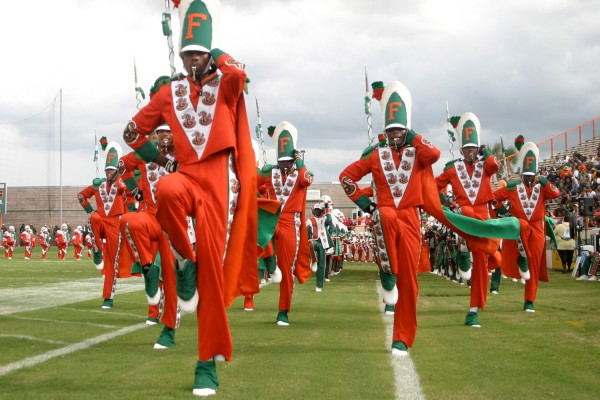 julian white of famu marching band says that hazing has been ignored by the university