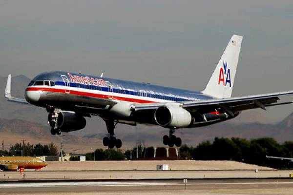 American Airlines Files Bankruptcy
