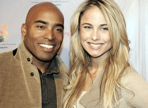 Tiki Barber Plans To Marry Mistress Delayed Because He Refuses To Pay Ex-Wife