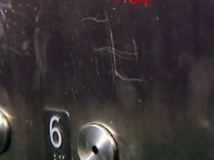 Expressions of Hatred…Swastika Scratched On Elevator Door in Brooklyn