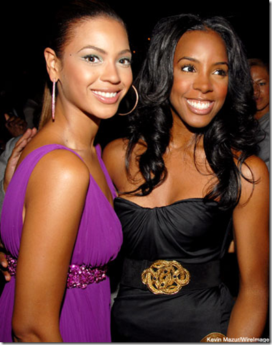 Kelly Rowland: Beyonce is Having a Girl!