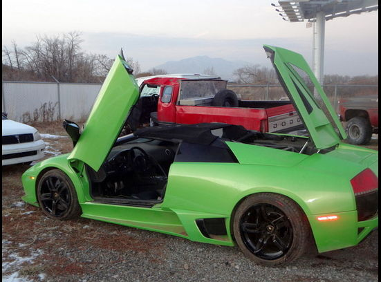 Man Crashes Lamborghini Hours After Winning It