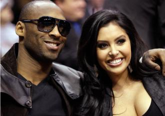 Kobe's Wife Set to get a MINIMUM of $75 Million