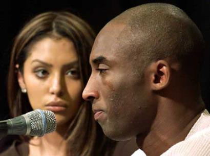 kobe bryant's wife vanessa and STDs