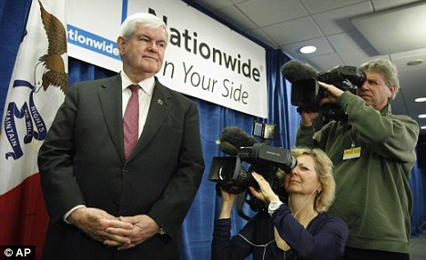 Presidential Candidate Newt Gingrich Fuels Stereotype: Poor Children Have No 'Habits of Working… Unless It's Illegal'
