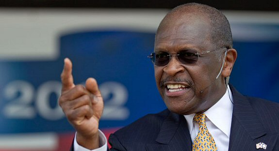 Oh Really? Herman Cain Sees Himself Running the Pentagon