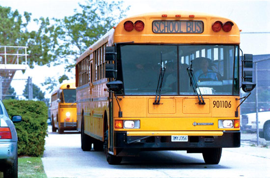 Student Has To Say 'Wake Up Bus Drive, We Are About To Crash'