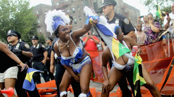 NYPD Facebook Group Comments: 'Filth. It's Not Racist If It's True'
