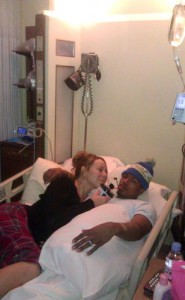 Nick Cannon Hospitalized for Kidney Failure