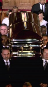 Funeral Home Furious Over Whitney Houston's Casket Pictures