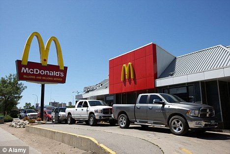 Police Taser Woman in McDonald's Drive-Thru