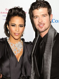 Robin Thicke and Paula Patton Have Property Liens from the IRS