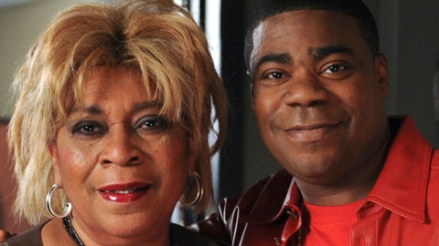 Tracy Morgan: The Drama Behind His Book and His Momma's Mortgage [VIDEO]