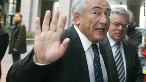 Strauss-Kahn charged in alleged prostitution ring