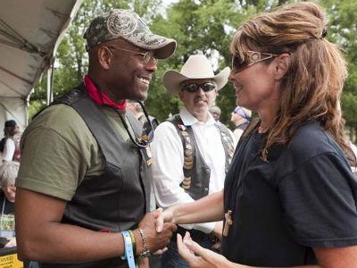 Sarah Palin Support a Black Man for GOP VP