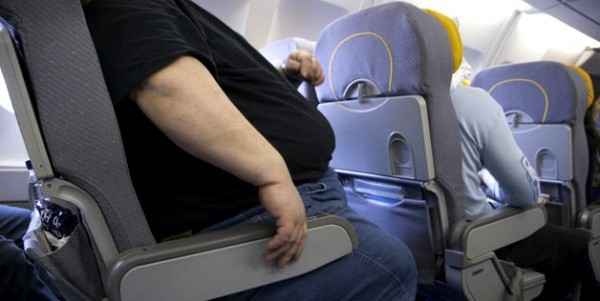 Princeton prof thinks fat fliers should pay higher ticket prices