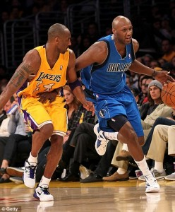 Lamar Odom dropped by Dallas Mavericks