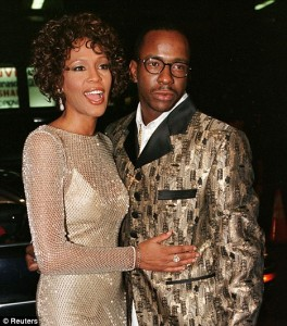 Bobby Brown say he slept in car in order to pay $10,000 for Whitney Houston's rehab visit