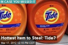 Tide Thefts Sweeping The Nation?