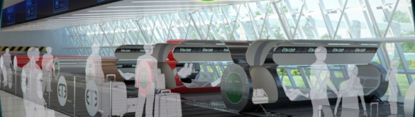 Talk About Speedy Travel, From New York to Miami in 35 Minutes, Its The Future!