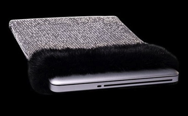 $11 Million Diamond Laptop Sleeve