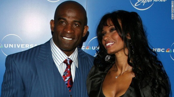 Deion Sanders' Ex-Wife is Arrested for Domestic Violence