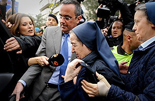 Nun Indicted in Spain's Stolen-Babies Scandal