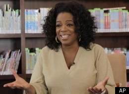 Oprah Treats Homeless Man To Dinner And Gives Him A Big Wad Of Cash