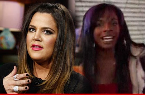 Transgender woman willing to settle lawsuit with Khloe Kardashian for $150k [VIDEO]