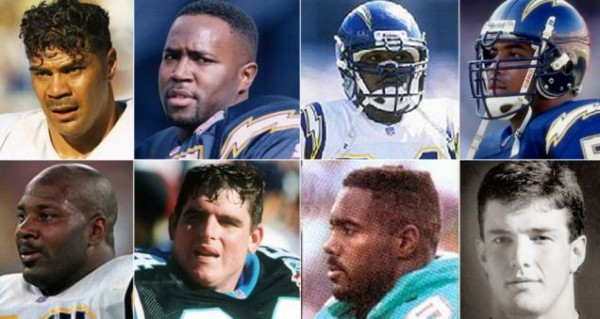 Junior Seau dies: 8 on San Diego Chargers 1994 Super Bowl team have died before 45 | Mail Online