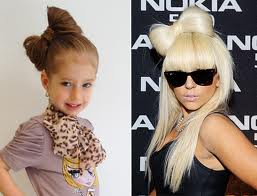 4-Year-Old's Lady Gaga-Like Haurstyle, Gets Girl Sent Home From School