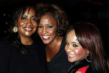 Whitney Houston's Sister In Law And Daughter Fight Over Billboard Tribute Award