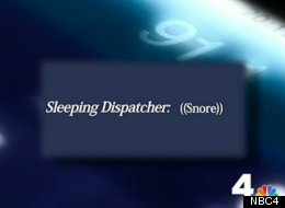 911 Dispatcher Takes A Nap During Emergency Call [VIDEO]
