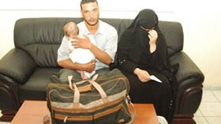 Couple Busted Trying to Smuggle a Baby in a Suitcase