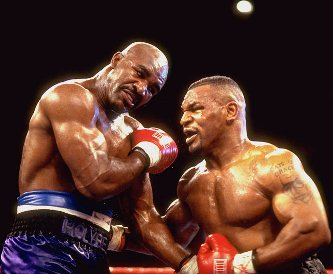 Mike Tyson Explains what Evander Holyfield's Ear Tasted Like