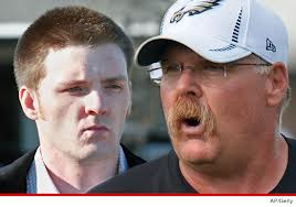 Son of Philadelphia Eagles Coach Andy Reid Found Dead