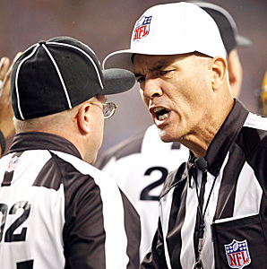 Finally!  NFL Referee Lockout Comes to an End