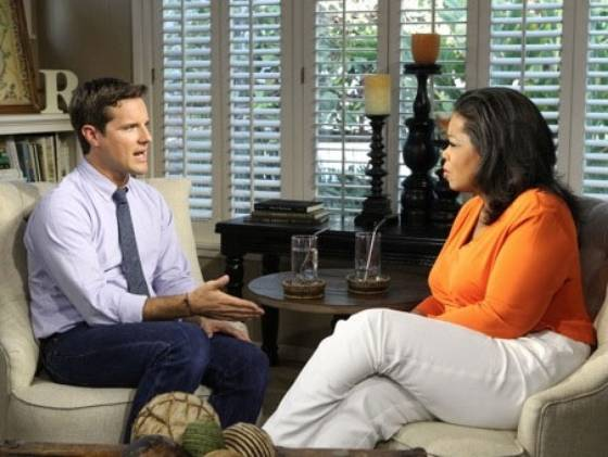 Kony's Jason Russell Explains Nude Meltdown to Oprah
