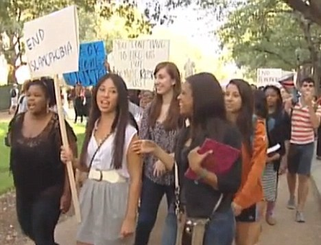Four Black Students at University of Texas Face Racial Attacks