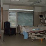VA patient room