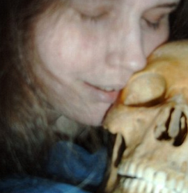 Yuck: Woman Caught Making Love with Skeletons