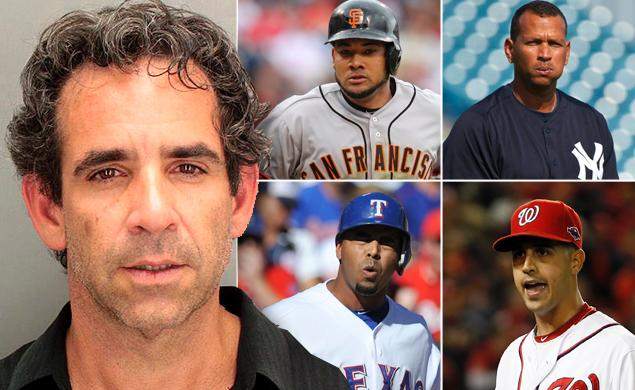 Alex Rodriguez, Melky Cabrera, Gio Gonzalez and Nelson Cruz among baseball stars linked to Miami 'biochemist' Anthony Bosch who is target of drug probe by DEA, MLB