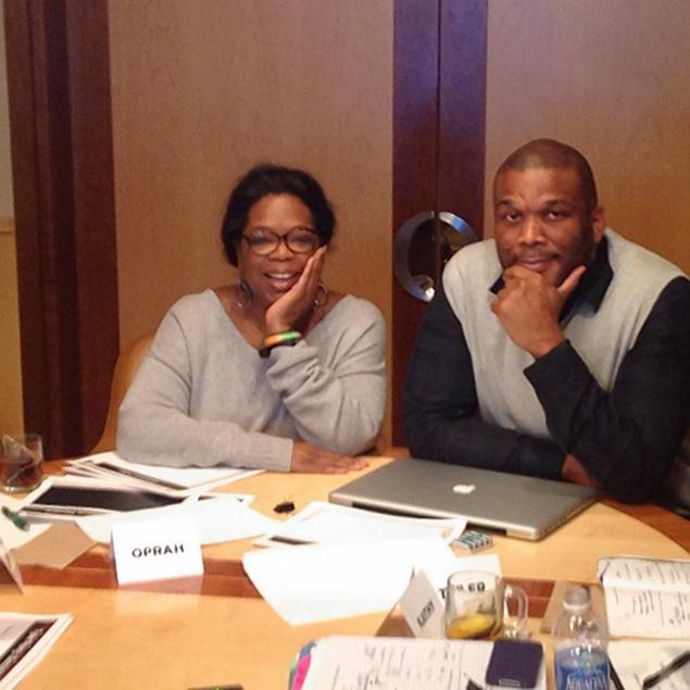 Oprah Winfrey hurt by Tyler Perry's birthday gift
