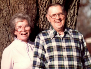 Norman Hendrickson and Gwen Hendrickson